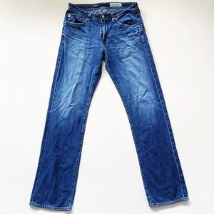 Adriano Goldschmied AG Jeans Protege Straight Dark